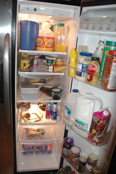 fridgebefore
